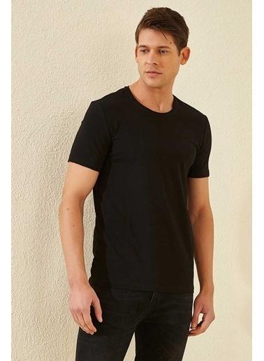 Tommy Life Tişört Siyah